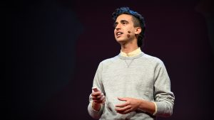 Experiencing Spirit in a TED talk