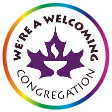 we're a welcoming congregation
