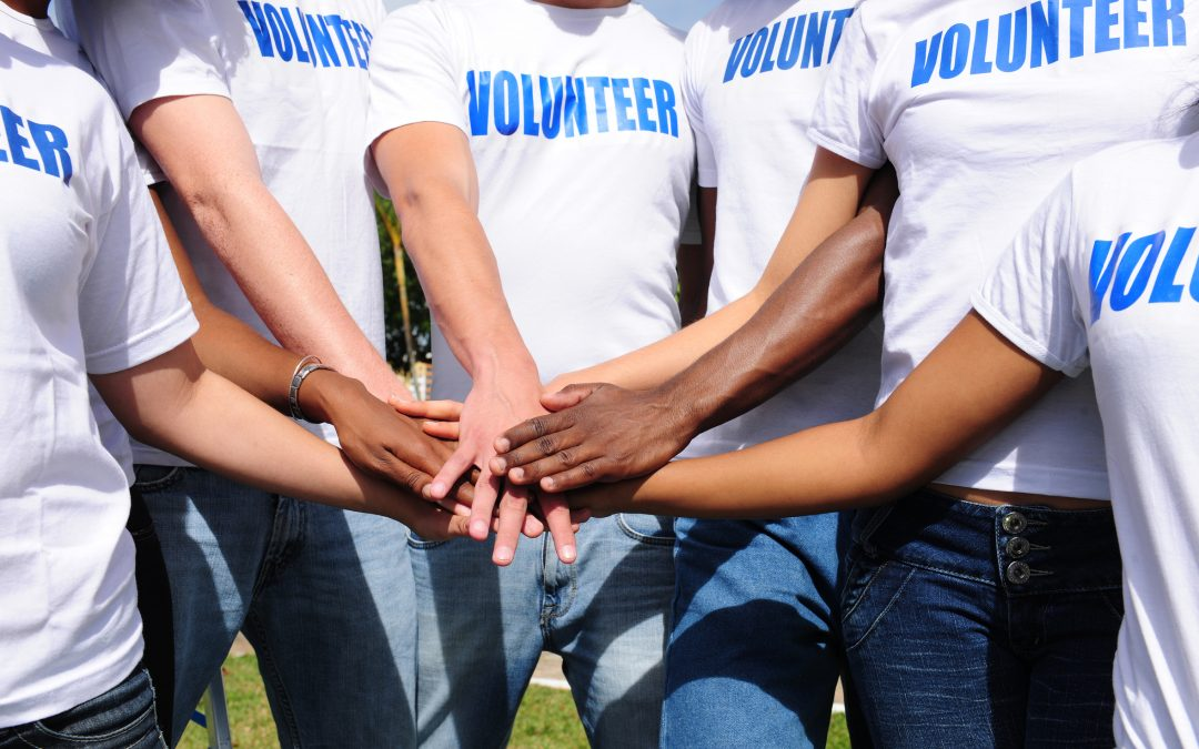 Time and Talents: Volunteer Form 2020-21